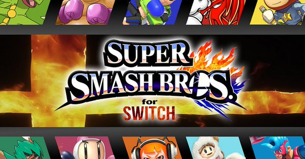 GameStop uses Super Smash Bros  for Nintendo Switch fanart as     A number of Nintendo fans have noticed that GameStop is advertising  pre orders for Super Smash Bros  for Nintendo Switch by using fanart  created for the