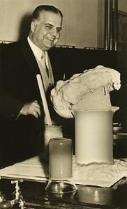 Otto Bayer - Oprettelse af polyurethan