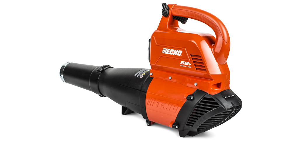 Battery Operated Leaf Blower Mulcher