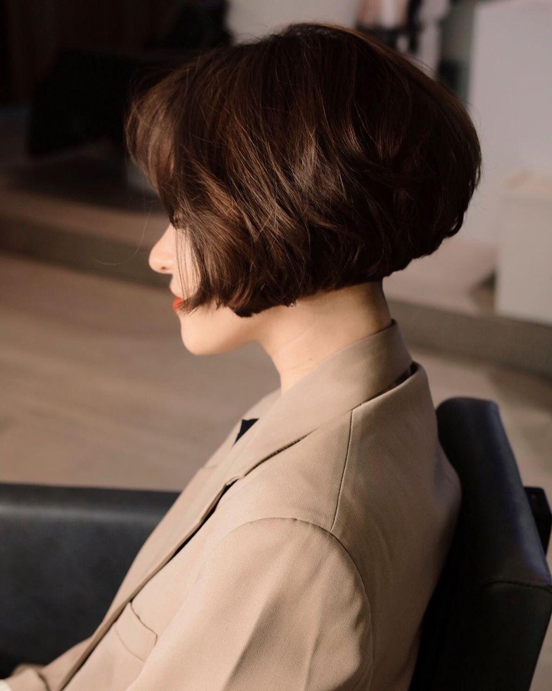 Cute Short Bob Hairstyles