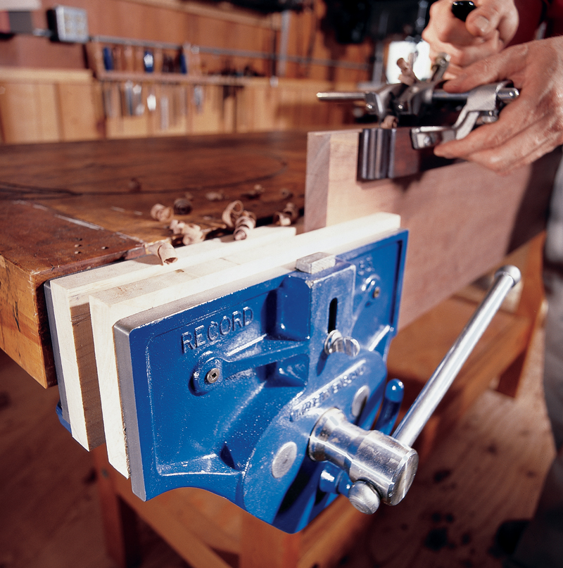 All About Vises Popular Woodworking Magazine