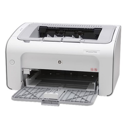 Hp Laserjet Pro P1102 Laser Printer Portable
