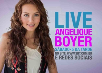 Atriz Angelique Boyer