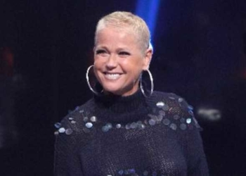 Xuxa no The Four Brasil