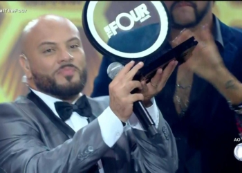 Ivan Lima vence o The Four Brasil
