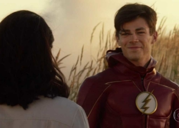 The Flash na Globo