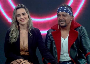 Elaine Costa e Marcelo Tchakabum são eliminados do Power Couple Brasil 4