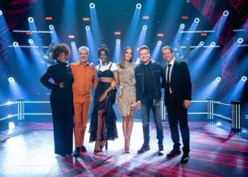 Elenco do The Voice Brasil