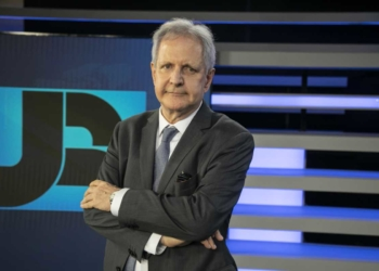 Augusto Nunes na Record TV