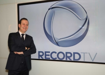 Celso Zucatelli na Record TV