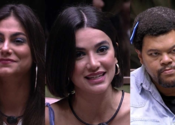 Mari, Manu e Babu no Paredão do BBB 20