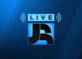 Logo do programa Live JR