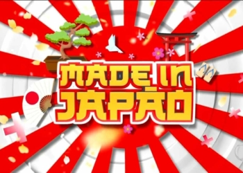 Logo do Made in Japão