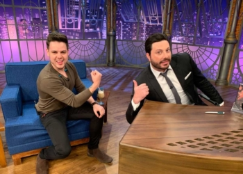 Dani Boy no The Noite
