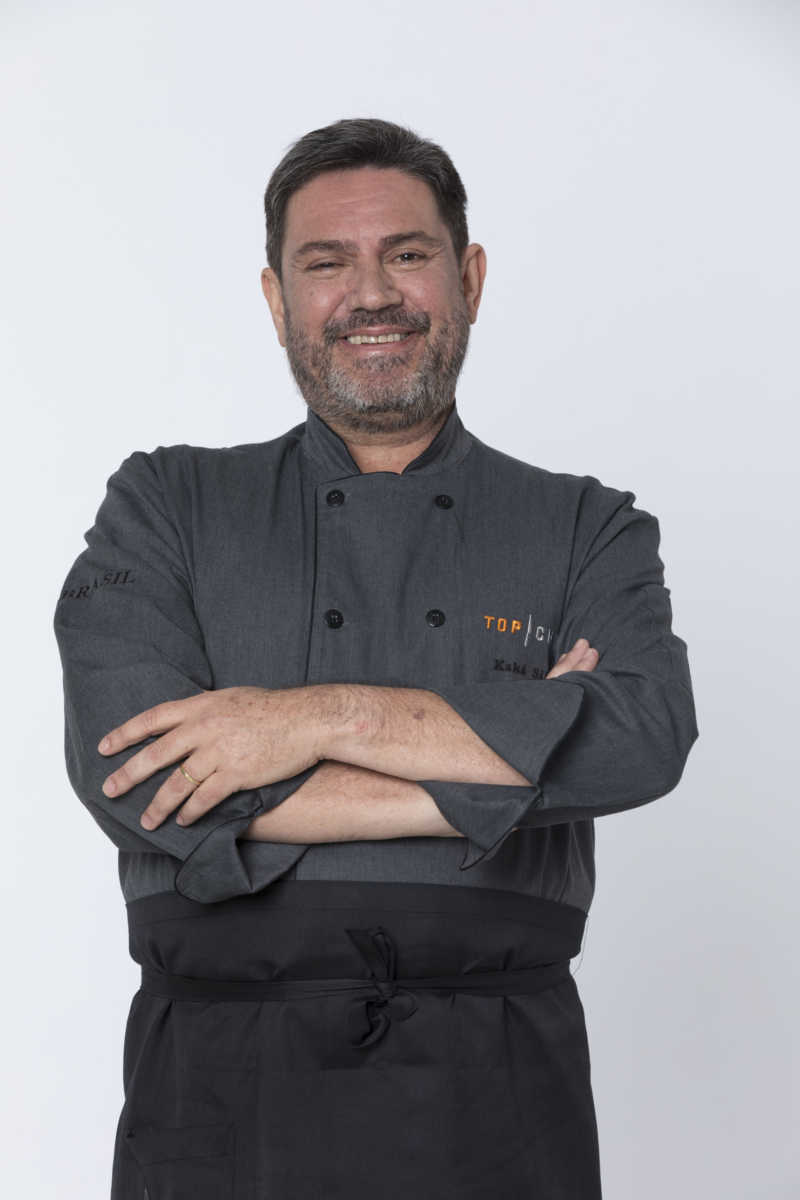 Kaká Silva participante do Top Chef Brasil 2