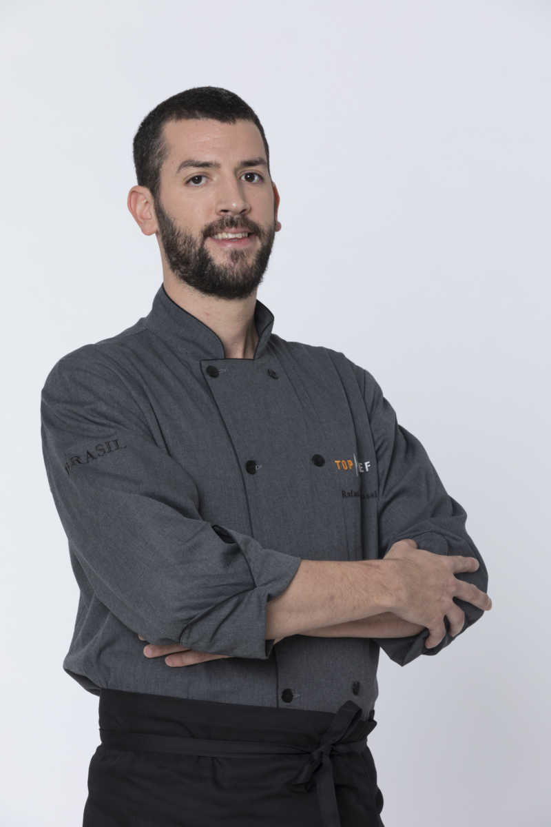 Rafael Terrassi participante do Top Chef Brasil 2