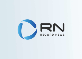 Logo da Record News