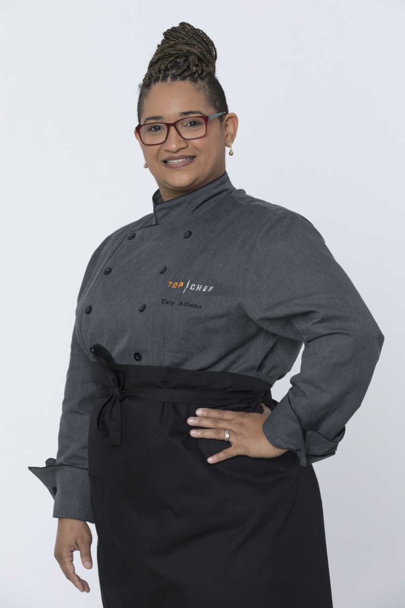 Taty Albano participante do Top Chef Brasil 2