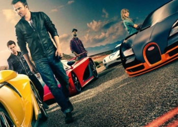 fcapa do Need For Speed: O Filme