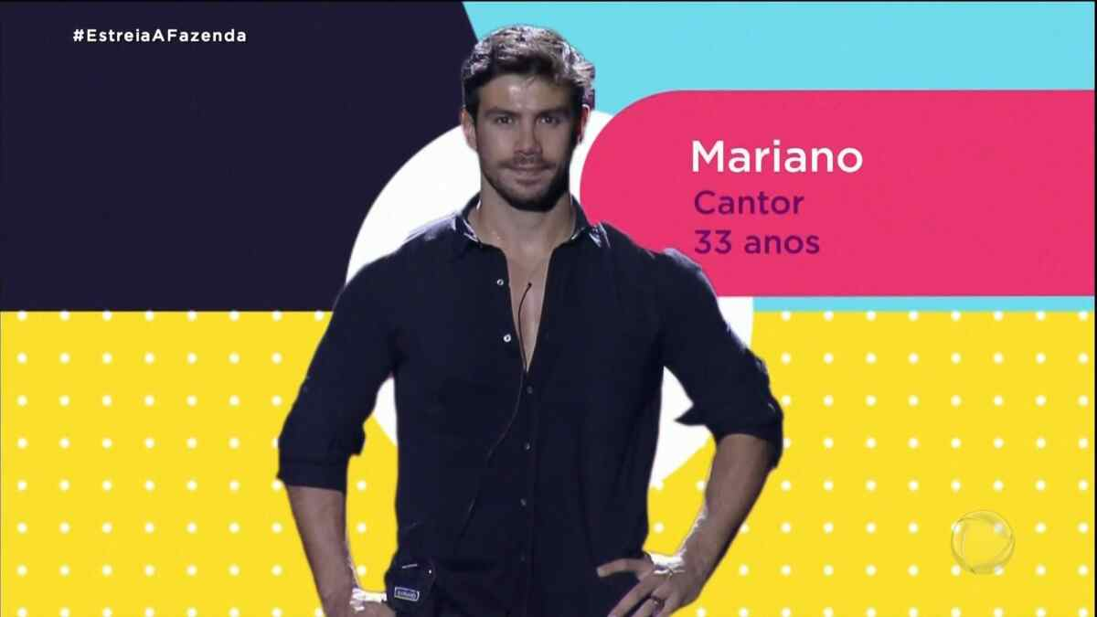 Cantor Mariano