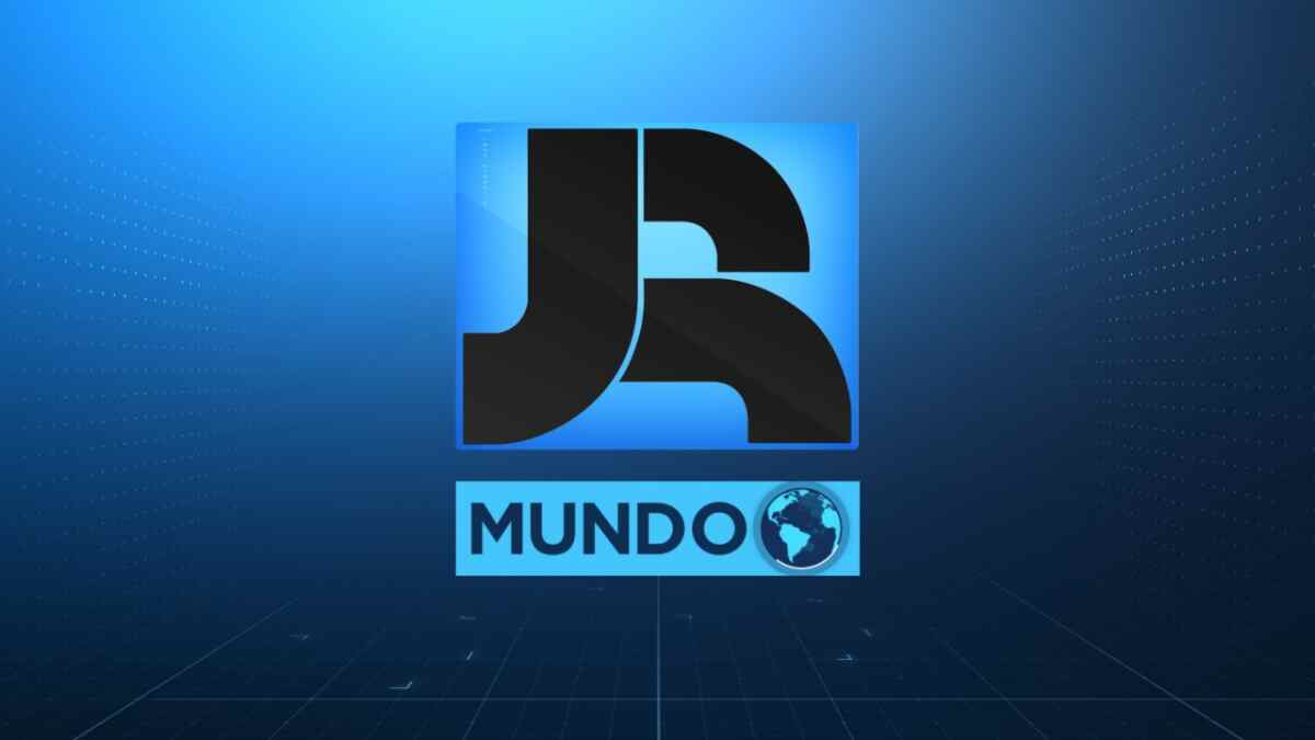 Logo do JR Mundo