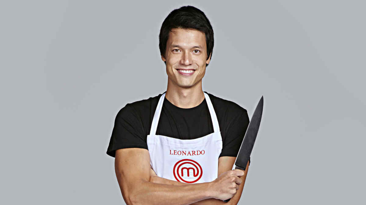 Leo Young no Masterchef