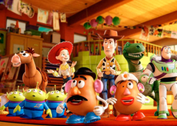 Trecho do filme Toy Story 3