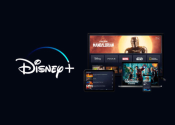Telas do streaming Disney+