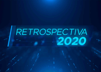 Logo da Retrospectiva 2020 na Record TV