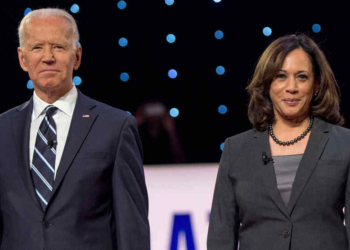 Joe Bide e Kamala Harris