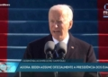 Mundo Record News acompanhando a posse de Joe Biden