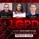Live discute LGPD e as ações de Marketing