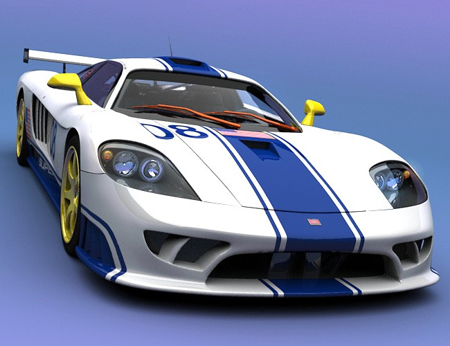 Sr8 Supercar 3ds Version Vehicles For Daz Studio And Poser