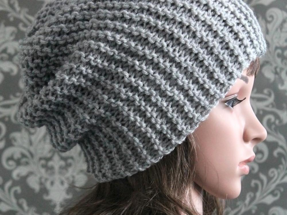 Knit Earflap Hat Pattern For Men
