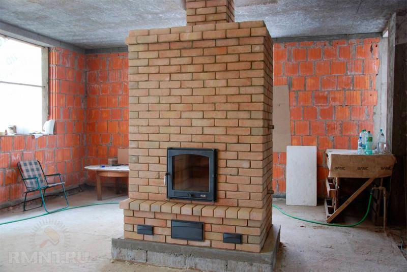 Bata ketuhar untuk rumah (115 foto): Arahan untuk pemasangan dengan tangan anda sendiri, lukisan dapur