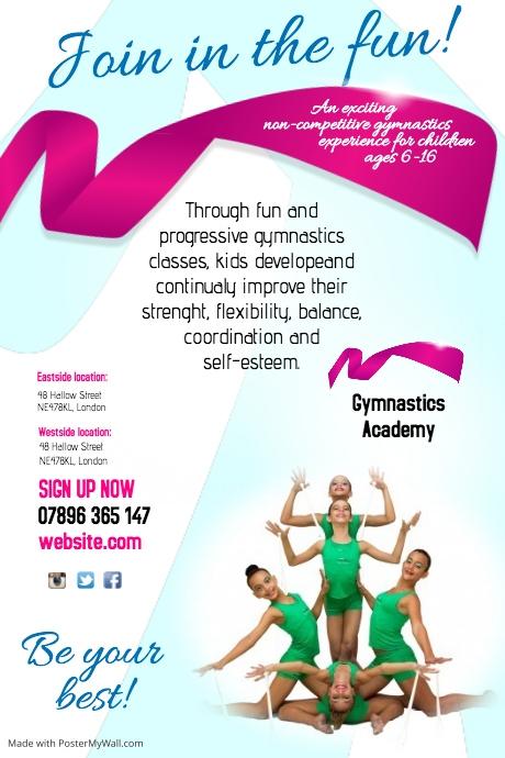 Academy Sale Flyer