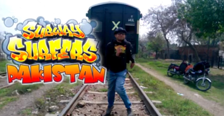 Subway Surfers Pakistan