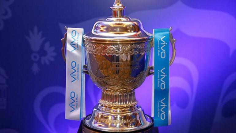 Indian Premiere League 2020 Trophy