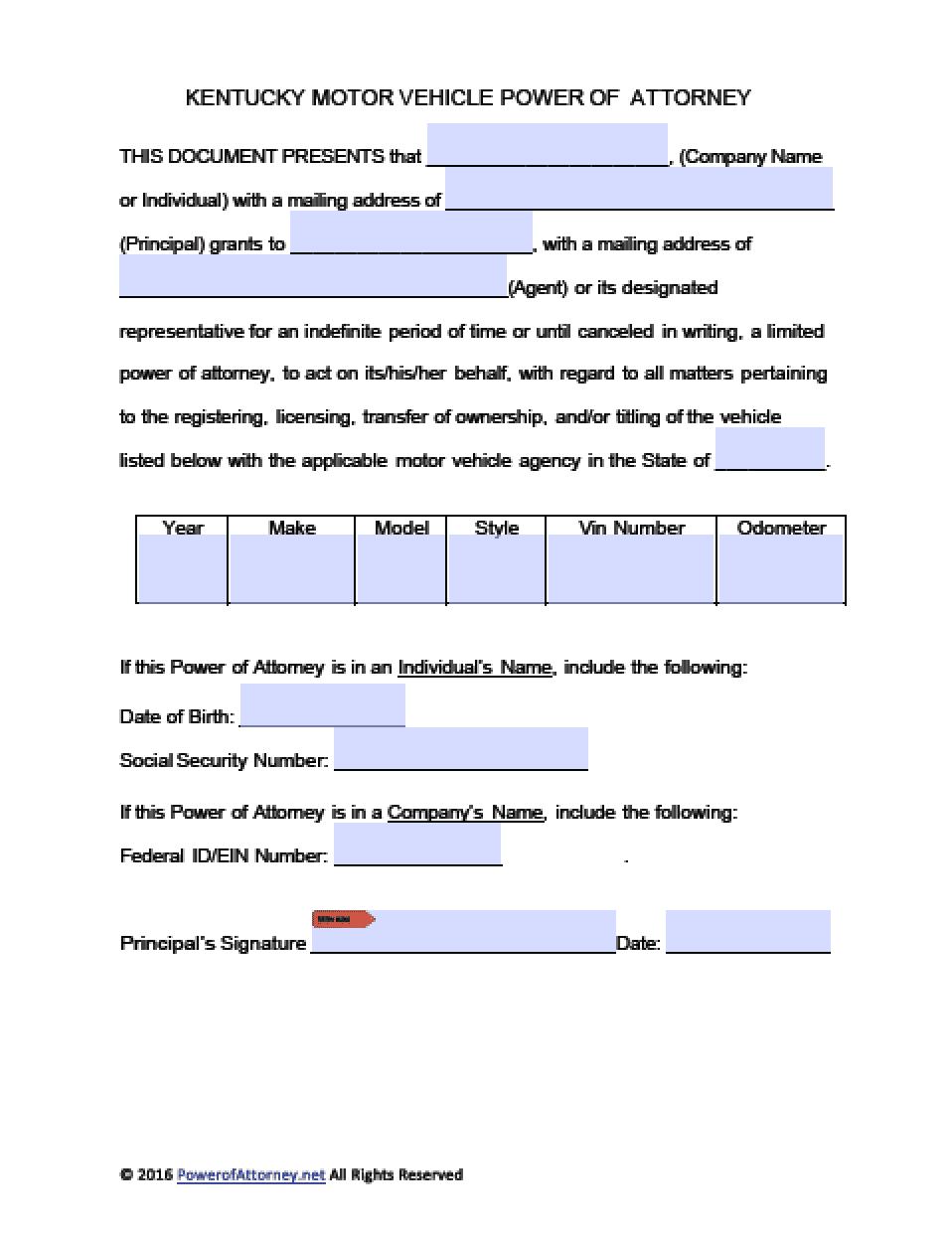 Estate Tax Kentucky
