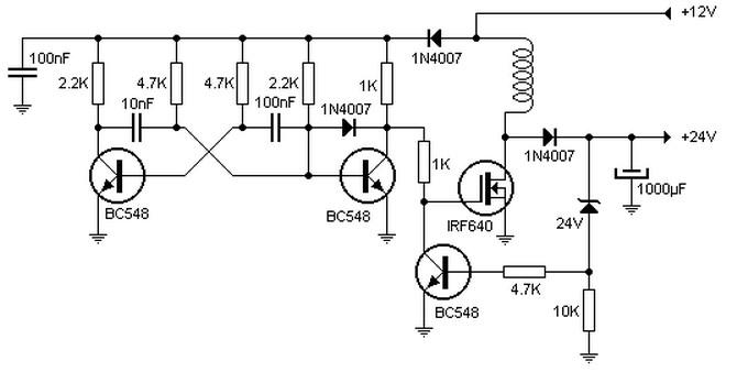 24 Volt Wiring Schematic