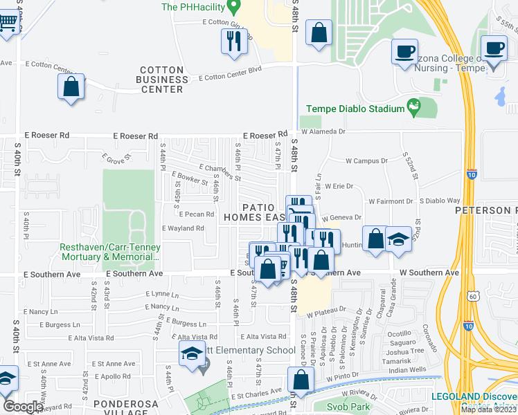 Restaurants Near Me 85040