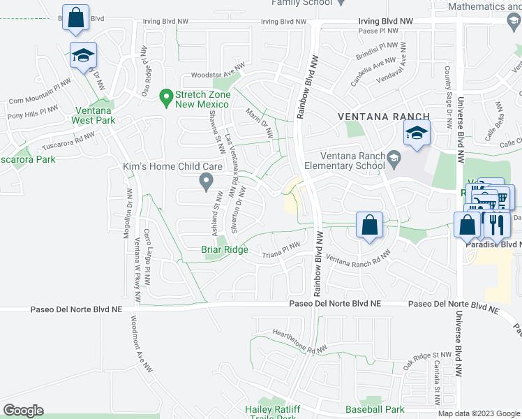 Restaurants Near Me 87114