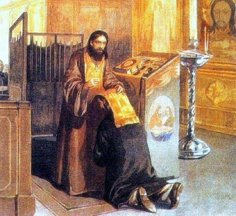 Bild från templet