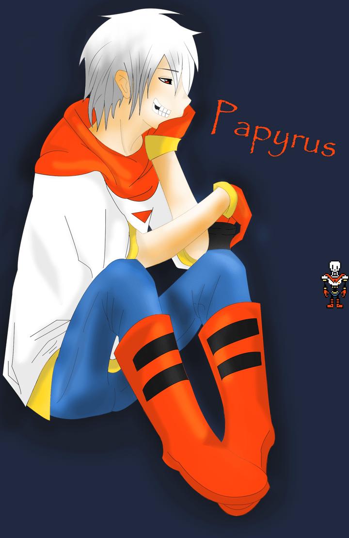 Sans And Undertale House Papyrus