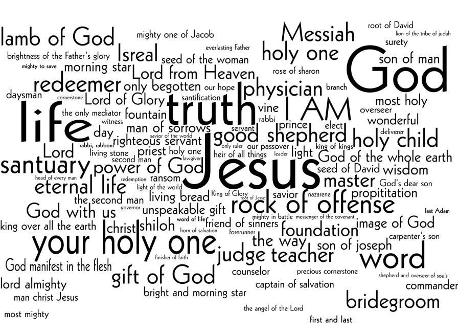 JESUS NAME ABOVE ALL NAMES | preceptaustin