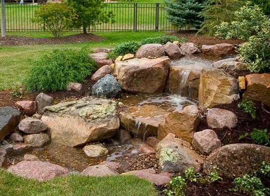 Backyard Pond Supplies