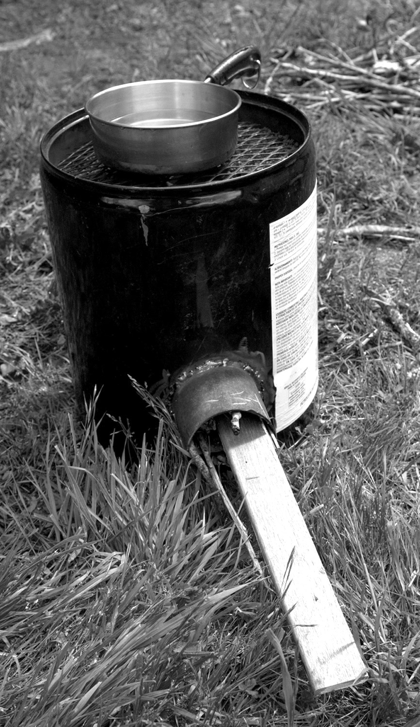 More On Rocket Stoves Diy Preparedness