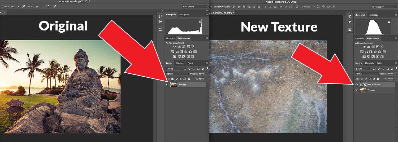 Presetpro How To Blend Textures In Photoshop