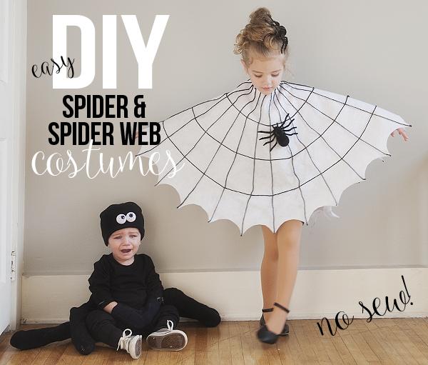 Quick Homemade Halloween Costume Ideas