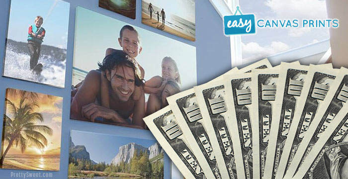 3 Easy Canvas Prints Promo Codes, Coupons (Pretty Sweet ...